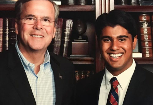 A Florida TAR with Gov. Jeb Bush