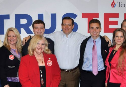 Slidell TARs Met Ted Cruz!